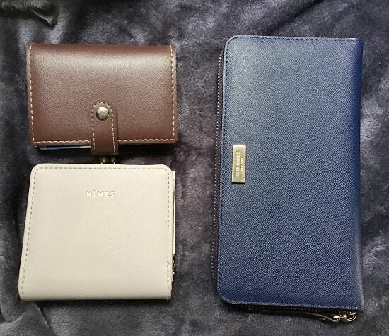 社会人女性の財布の整理術