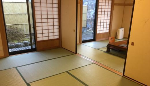【感想】湯平温泉「右丸旅館」に宿泊!とっても素敵な旅館でした…!